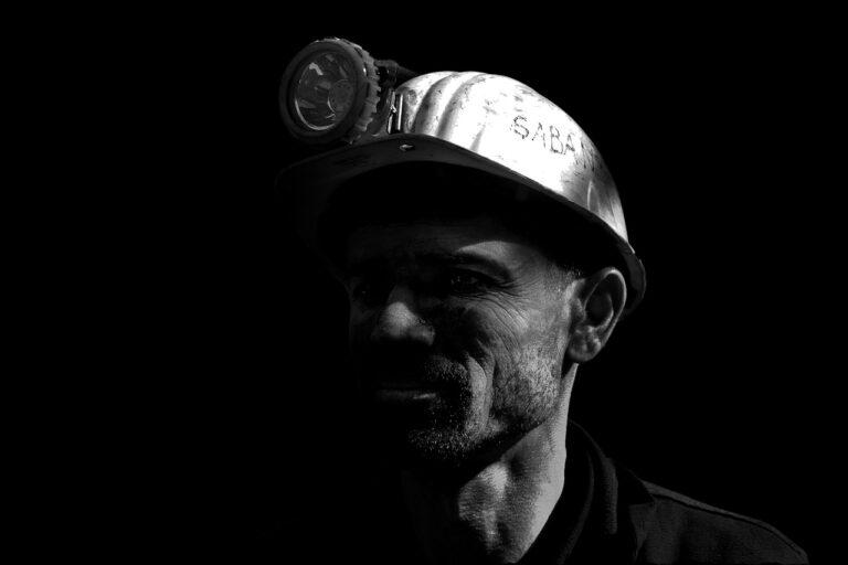 Minatore carbone
