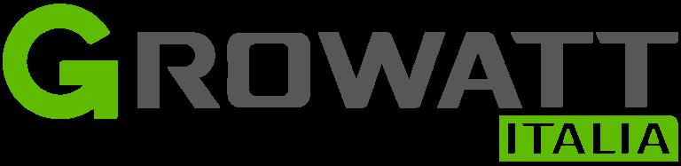 New logo growatt italia grande 2