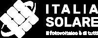 Logoitalia solare neg